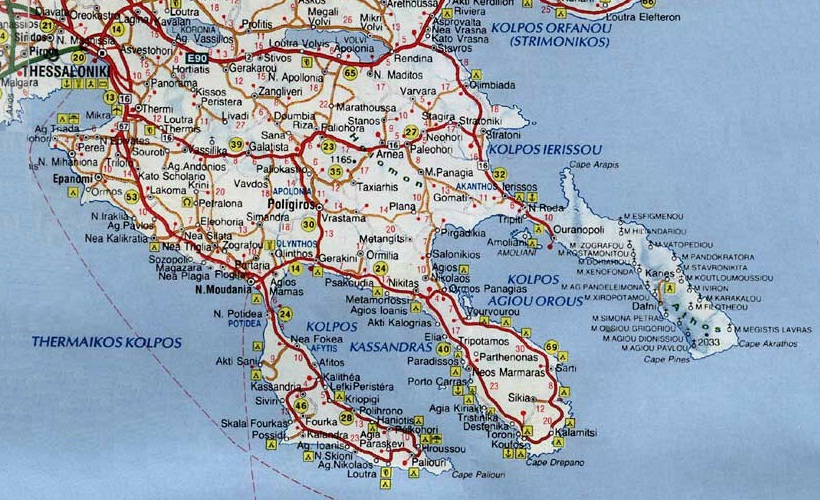 Chalkidiki Greece  City new picture : Holiday Travel Guide   Chalkidiki, Greece